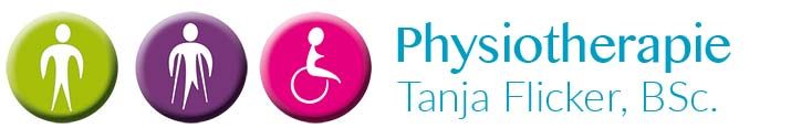Physiotherapie Tanja Flicker Logo